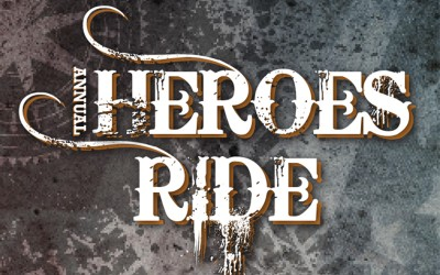 5th Annual Heroes RideApril 9, 2017